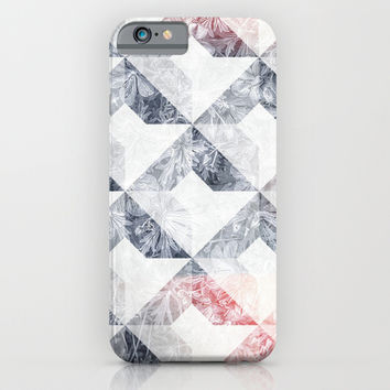 Victorian Flower Box iPhone & iPod Case by Theo Beck