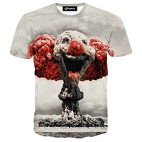 Atomic Clown Tee