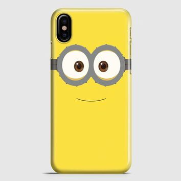 Minion With Them Ride iPhone X Case