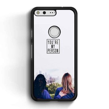 Twisted Sisters Google Pixel Case