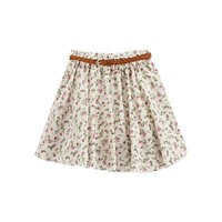 Stella Floral Mini Skirt (Women)  | VANCL