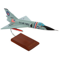 F-106A Delta Dart Airplane Model at Brookstone—Buy Now!