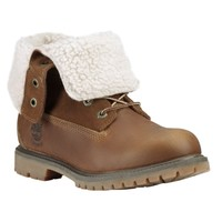 Women's Timberland Authentics Waterproof Fold-Down Boot