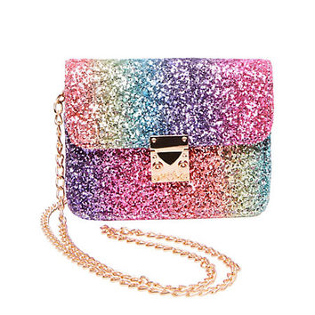 RAINBOW DREAMS CROSSBODY: Betsey Johnson