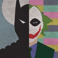 """Dark Knight"" - Art Print by Brandon Schaefer"
