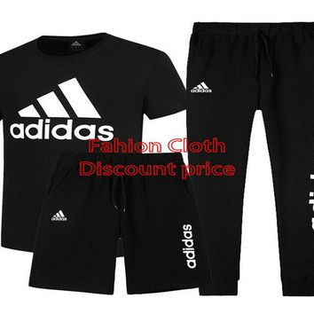 Adidas Summer Cool and Refreshing Suit Black