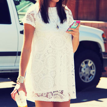 The Santa Clara Lace Dress