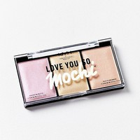 NYX Professional Makeup Love You So Mochi Highlighting Palette | Urban Outfitters