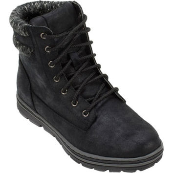 Cliffs by White Mountain Karissa Double Cuffed Hiker Boot