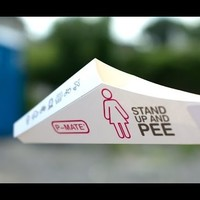 P-Mate | Female Peeing Device