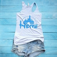 Disney is Home Tank Top