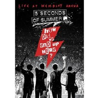 How Did We End Up Here? Live At Wembley Arena (Blu-Ray) - Walmart.com
