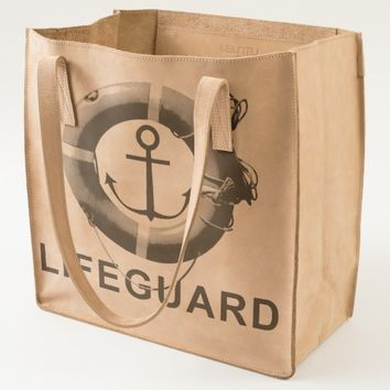 Lifeguard UBUNTU Collection Tote