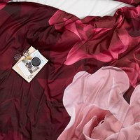 Ted Baker Porcelain Rose Aubergine Double Duvet Cover at asos.com