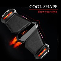Hoverboards Cool light self balancing Hoverboard electric scooter stand up oxboard unicycle skateboard self balance hoverboard