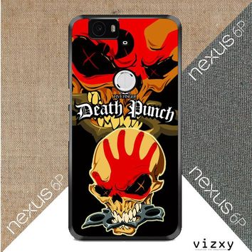 five finger death punch Z3324 Huawei Google Nexus 6P Case