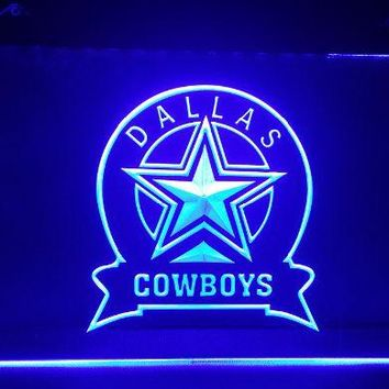 Dallas Cowboys  Beer Bar Pub Restaurant beer bar pub club led noen Light Sign