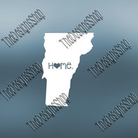 Vermont Home State Svg Dxf Pdf Jpg Cut File | Vermont File | Love JPG Sticker | Svg Dxf Jpg Jpeg  PDF | Digital Download | 085