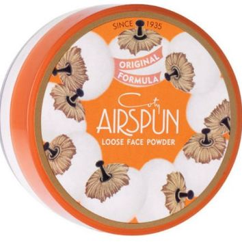 Coty Airspun Loose Powder, 2.3 oz - Walmart.com