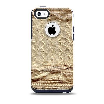 Old Torn Fabric Skin for the iPhone 5c OtterBox Commuter Case