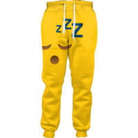Emoji Sleeping Joggers
