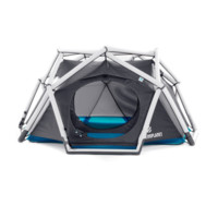 The Cave Tent - Grey / Blue