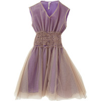 Bonnie Young Tulle Dress Sale up to 70% off at Barneyswarehouse.com