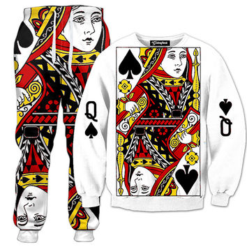 Queen of Spades Tracksuit