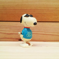 1958s Snoopy figurine Signed , Snoopy Cartoon