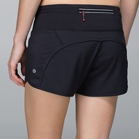 run times short *block-it pocket | women's shorts & skirts | lululemon athletica