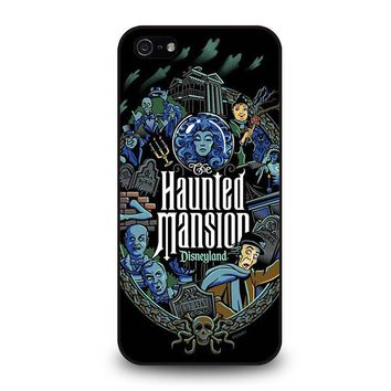 HAUNTED MANSION DISNEYLAND iPhone 5 / 5S / SE Case Cover