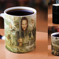 Lord of Rings Magic Mug