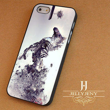 Abstrak Zebra iPhone 4 5 5c 6 Plus Case | iPod 4 5 Case