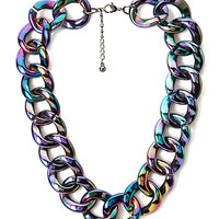 Psychedelic City Necklace