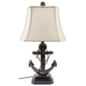 Bronze Resin Anchor Lamp | Shop Hobby Lobby