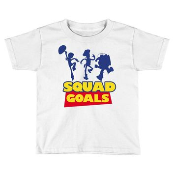 Toy Story Squad Goals Toddler T-shirt