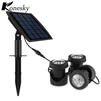 3pcs Solar Powered Light