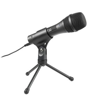 Demo Model Audio-Technica AT2005USB Cardioid Dynamic USB/XLR Microphone