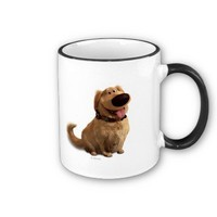 Dug the Dog from Disney Pixar UP - smiling Mugs from Zazzle.com