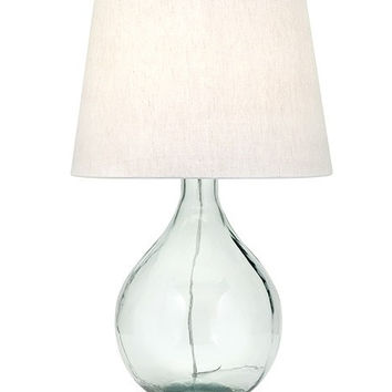 Coastline Recycled Glass Table Lamp