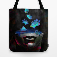 Migration Tote Bag by Galen Valle