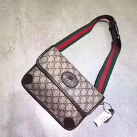 GUCCI HOT STYLE PVC CROSS BODY BAG