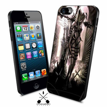 Good and Evil Resident Evil iPhone 4s iphone 5 iphone 5s iphone 6 case, Samsung s3 samsung s4 samsung s5 note 3 note 4 case, iPod 4 5 Case