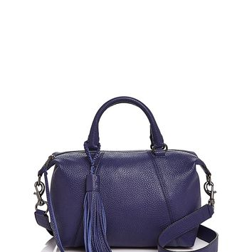 Rebecca MinkoffIsobel Small Pebbled Leather Satchel