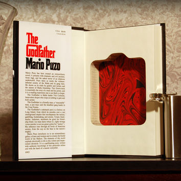 The Godfather (with Flask) / Mario Puzo