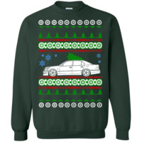 Lexus LS400 VIP Lowered Ugly Christmas Sweater