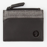 Focused Space Essential Wallet Gray One Size For Men 25818111501