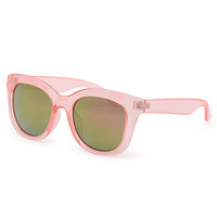 With Love From CA Clear Sunglasses at PacSun.com