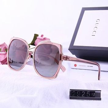 GUCCI Women New Fashion Polarized Travel Sunscreen Eyeglasses Glasses