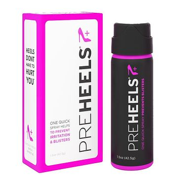 PREHEELS SPRAY
